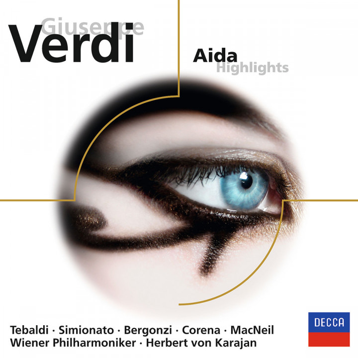 Verdi: Aida - Highlights