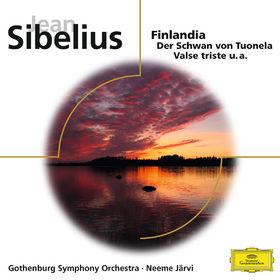 Sibelius: Finlandia - Suiten/Orchesterwerke, 00028948073252