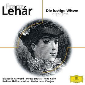 Die Berliner Philharmoniker, Lehár: Die lustige Witwe - Highlights, 00028948073276