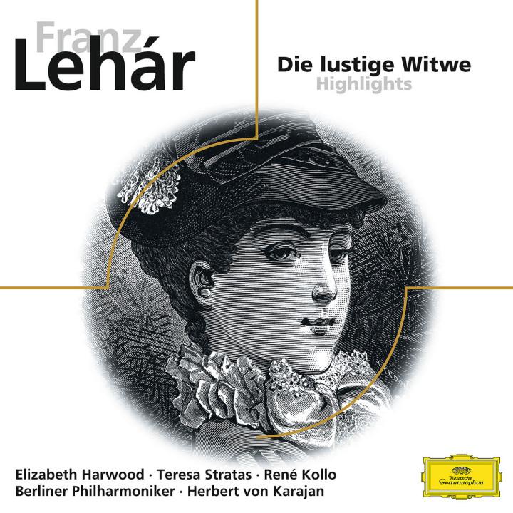 Lehár: Die lustige Witwe - Highlights