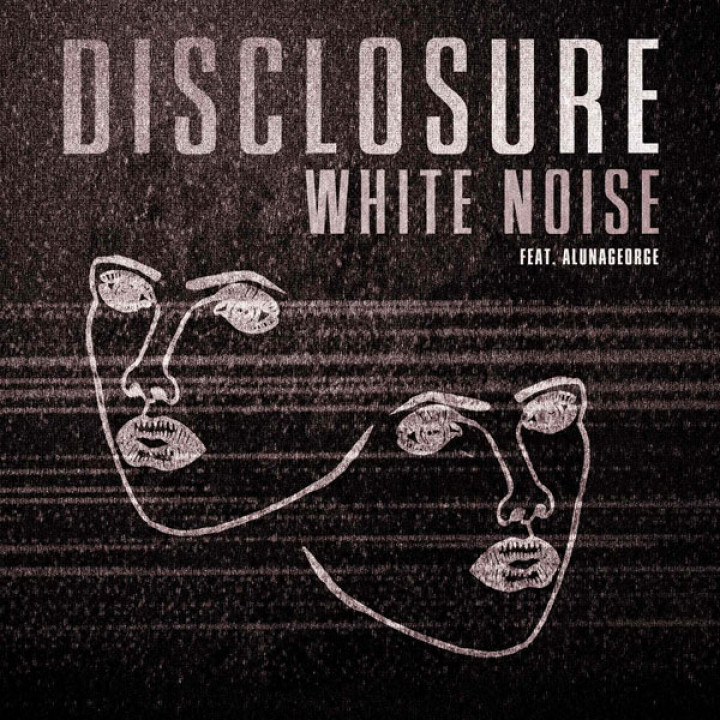 Disclosure Cover White Noise