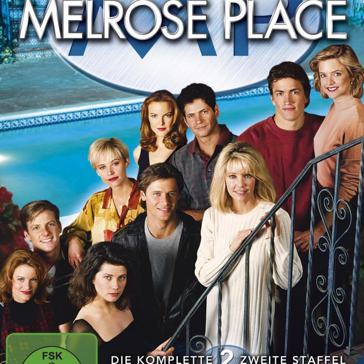 Melrose Place - 2. Staffel