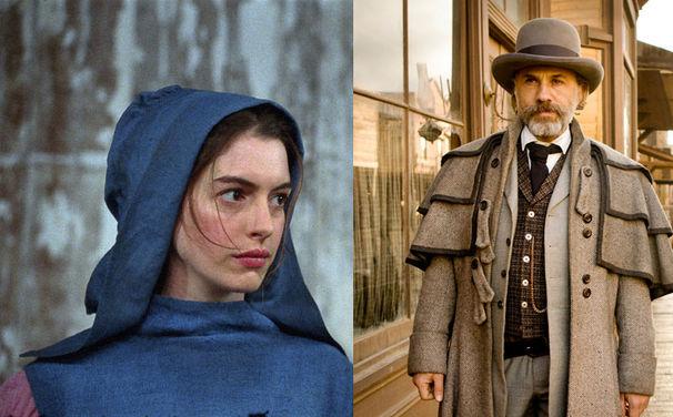 Django Unchained OST, Django Unchained und Les Misérables gewinnen Oscars