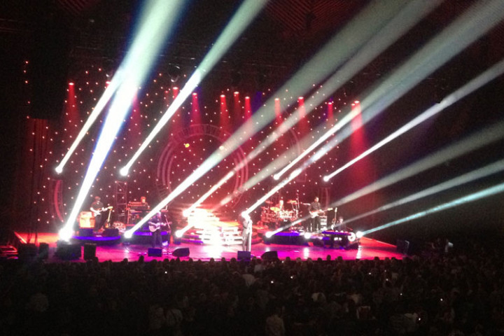Ronan Keating in concert Berlin, 9.2.2013 im Tempodrom