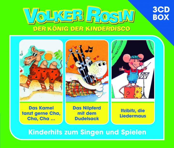 Volker Rosin - 3-CD Liederbox
