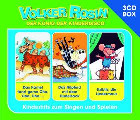 Volker Rosin, Volker Rosin - Liederbox Vol. 1, 00602537328772