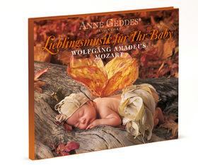 Anne Geddes, 01: Mozart - Anne Geddes präsentiert Lieblingsmusik für Ihr Baby, 00028947651093