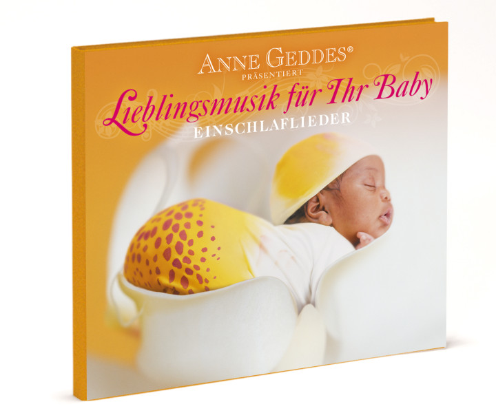 Anne Geddes - Einschlaflieder