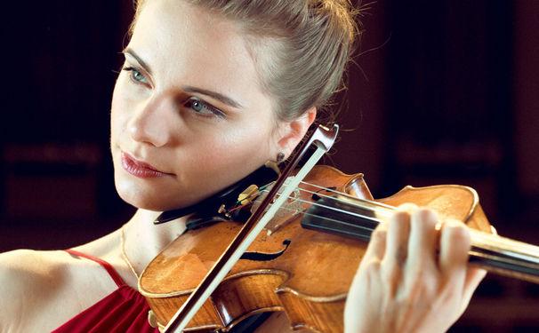 Julia Fischer, Die erste Geige