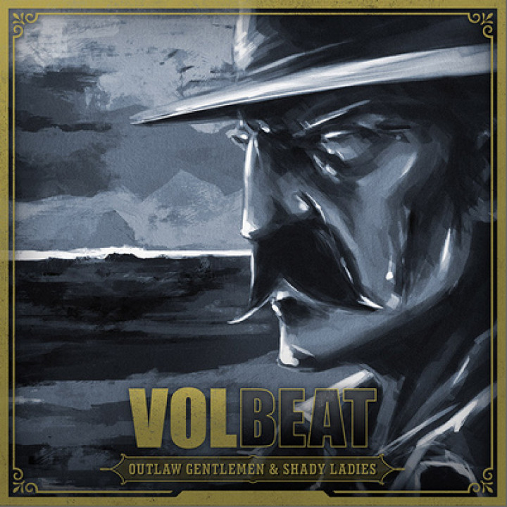 Volbeat Outlwar Gentlemen & Shady Ladies Cover