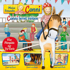Conni, 06: Meine Freundin Conni (Hörspiel zur TV-Serie), 00602537132508