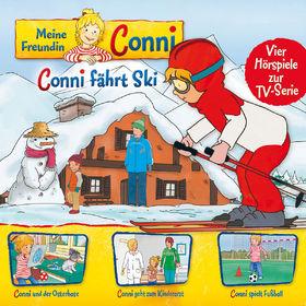 Conni, 05: Meine Freundin Conni (Hörspiel zur TV-Serie), 00602537132492