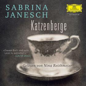 Sabrina Janesch, Katzenberge, 00602537262823