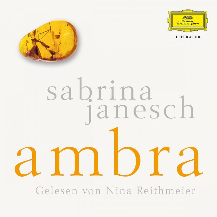 Sabrina Janesch: Ambra: Reithmeier,Nina