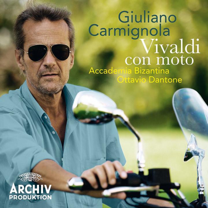 Vivaldi con moto: Carmignola,Guiliano/Dantone/Accademia Bizantina