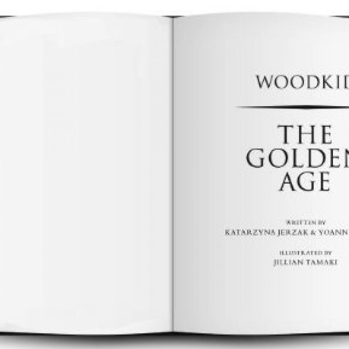 Woodkid — The Golden Age (Limited Deluxe Edition inkl. Buch)