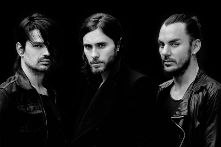 Thirty Seconds To Mars Up In The Air 2013