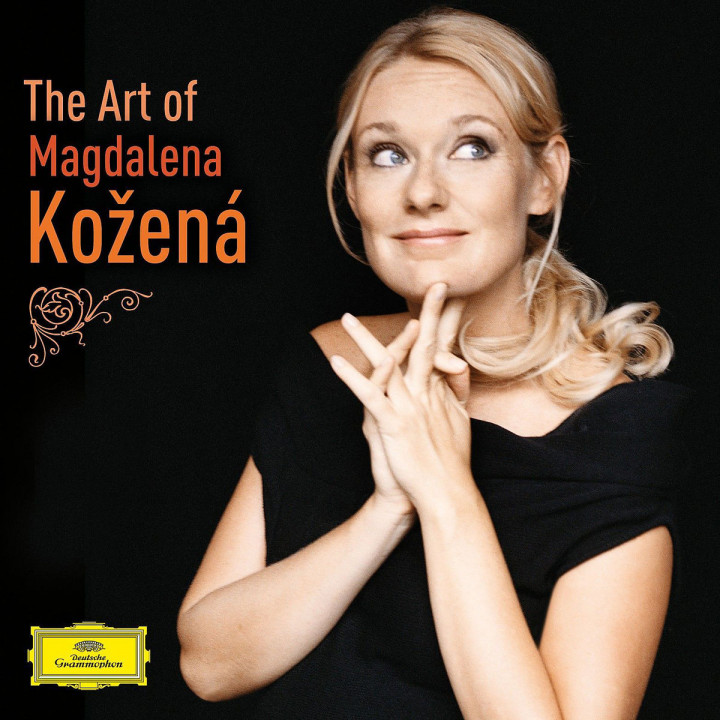 The Art of Magdalena Kozena: Kozena,Magdalena