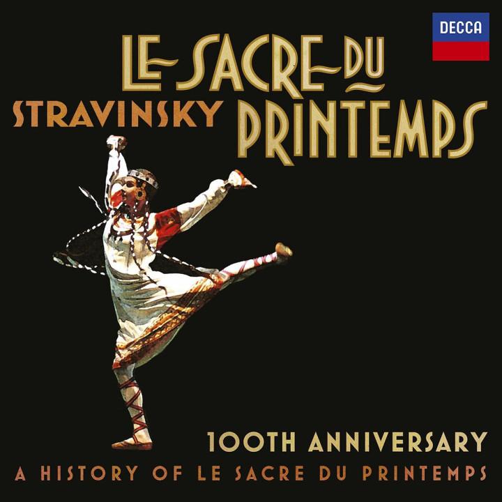 A History of Le Sacre du Printemps (1913-2013): Dorati/Chailly/Boulez/Gergiev/Salonen/+