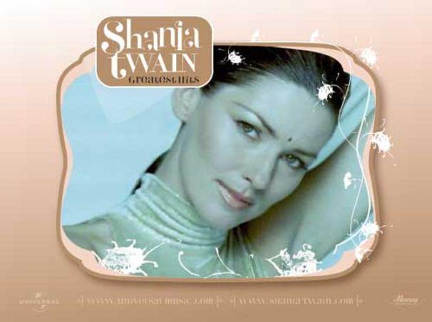 Shania Twain, Shania Twain Greatest Hits eCard