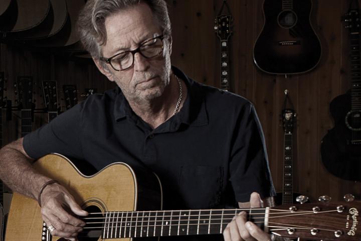 Eric Clapton Old Sock 2013