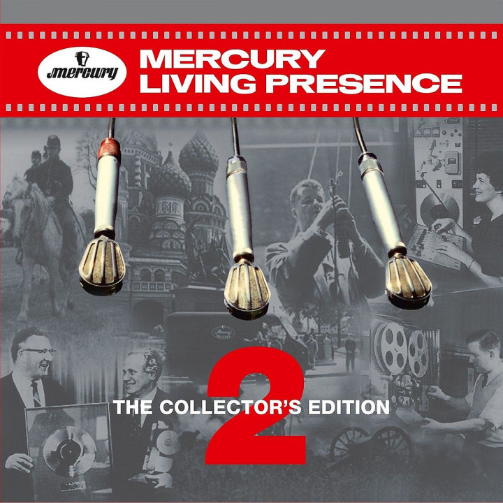Mercury Living Presence - The True Story Of A Legendary Label  Vol.2