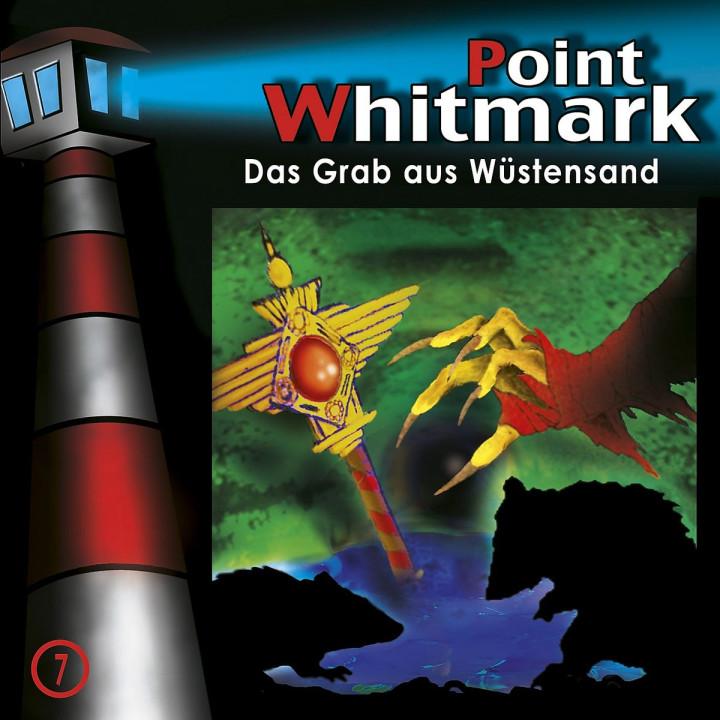 Point Whitmark - Folge 7 - Das Grab aus Wüstensand