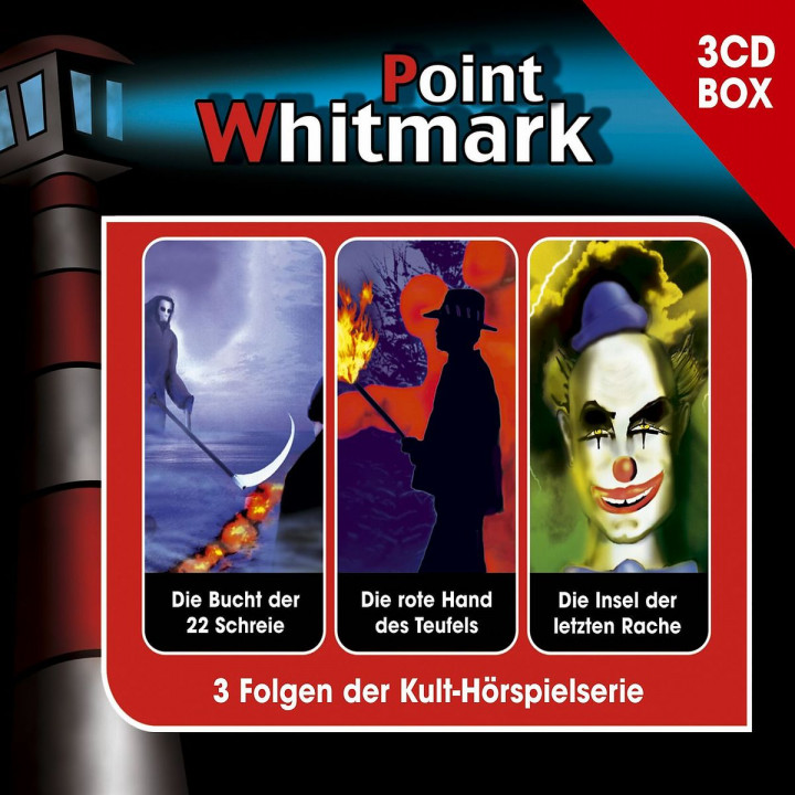 Point Whitmark - Hörspielbox - Vol. 1