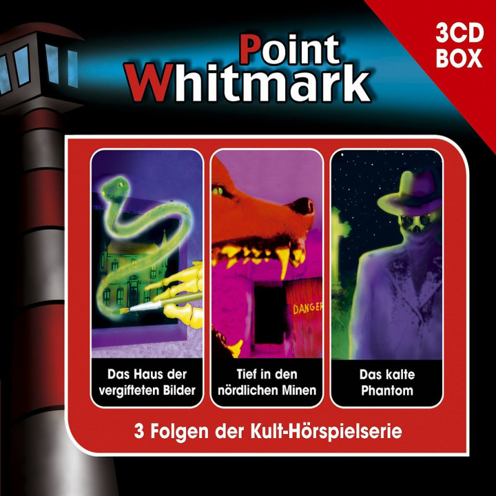 Point Whitmark - Hörspielbox - Vol. 2