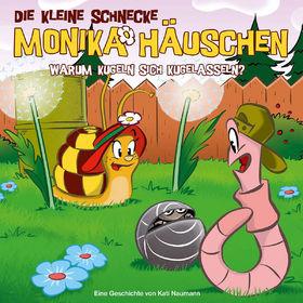 Die kleine Schnecke Monika Häuschen, 30: Warum kugeln sich Kugelasseln?, 00602537151226