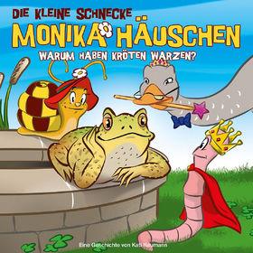 Die kleine Schnecke Monika Häuschen, 31: Warum haben Kröten Warzen?, 00602537151240