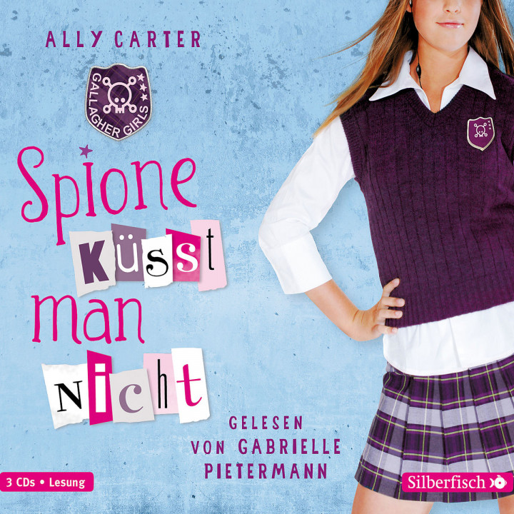 A.Carter: Gallagher Girls (01: Spione küsst...): Pietermann,Gabrielle