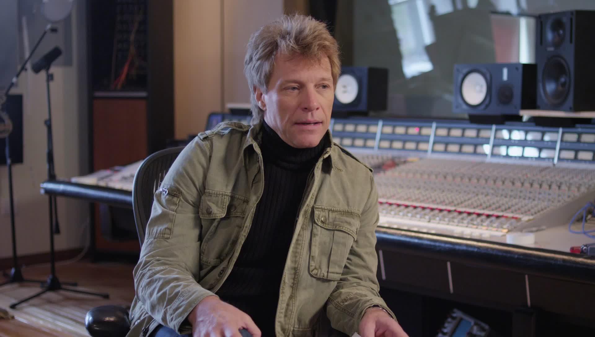 Bon Jovi, Jon Bon Jovi über den Song The Fighter