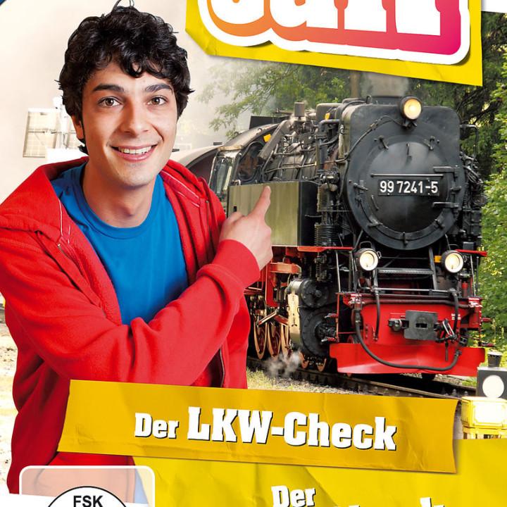 Der Züge-Check / Der LKW-Check: Checker Can