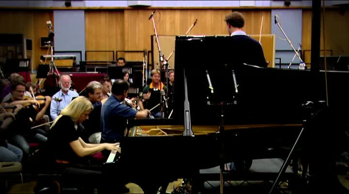 Rachmaninov Piano Concerto No. 2 - II. Adagio sostenuto (ausschnitt)