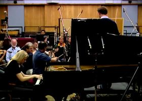 Valentina Lisitsa, Rachmaninov Piano Concerto No. 2 - II. Adagio sostenuto (ausschnitt)