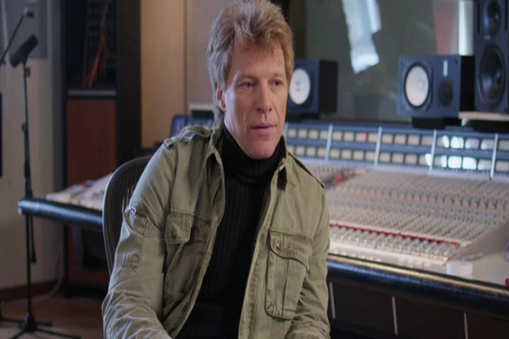 Bon Jovi Video track by track The Fighter standbild