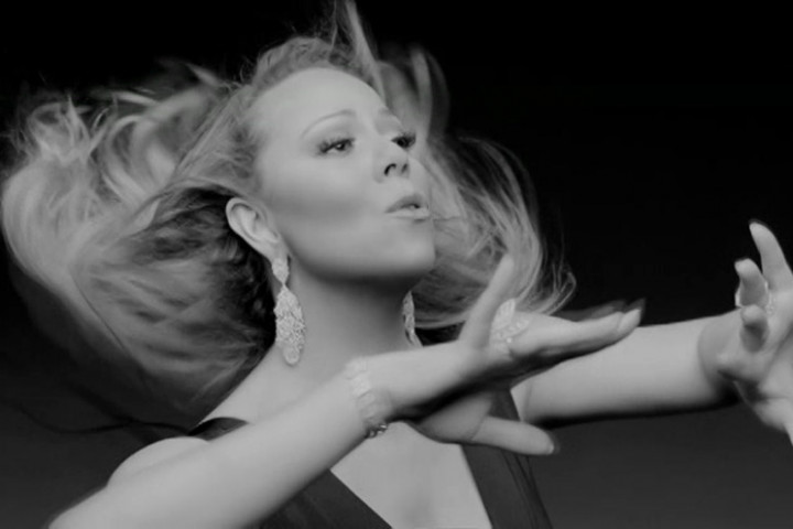 Mariah Carey Almost Home Videostill