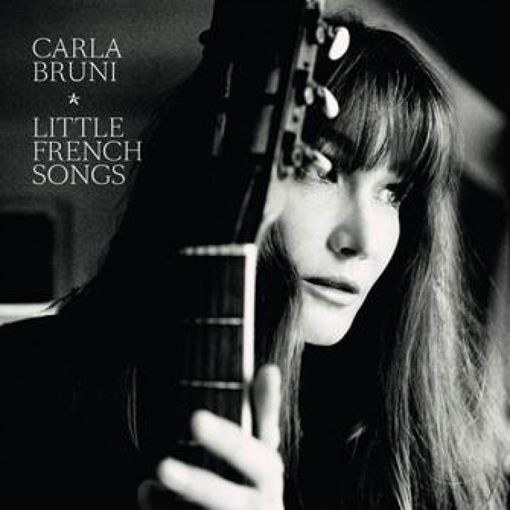 Carla Bruni Cover Little French Songs