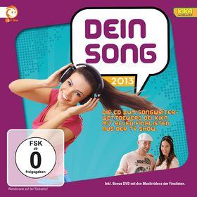 Dein Song, Dein Song 2013, 00602537319954