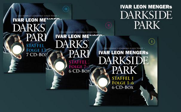 Darkside Park von Ivar Leon Menger, Bild mit freundlicher Genehmigung von universal-music