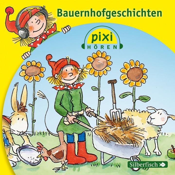 Pixi Hören: Bauernhofgeschichten: Pixi Hören