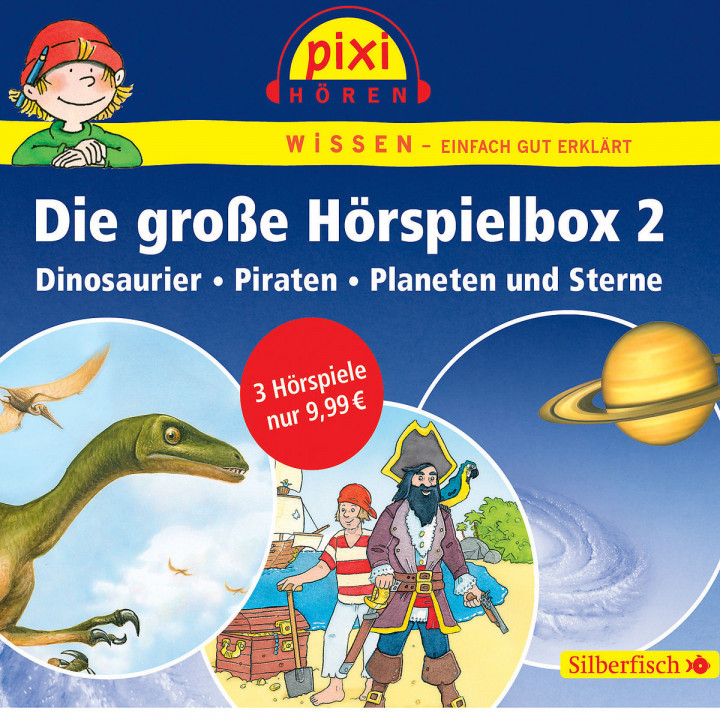 Pixi Wissen: Die große Hörspielbox 2: Pixi Wissen