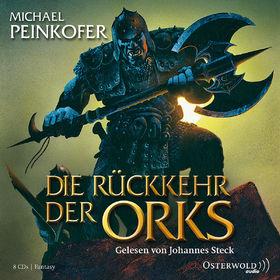 Michael Peinkofer, Die Rückkehr der Orks, 09783869521664