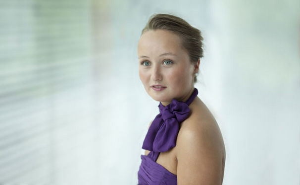 Julia Lezhneva, Stimme zu entdecken