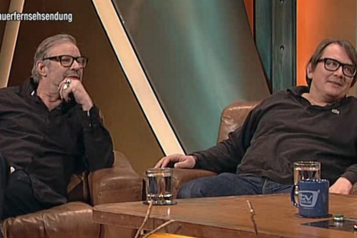 Hai-Alarm am Müggelsee Sven Regener Leander Haußmann TV Total