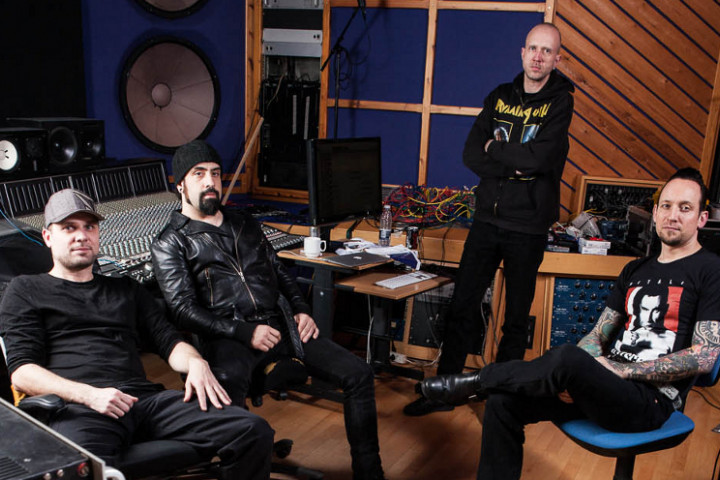 "Volbeat, Album ""Outlaw Gentlemen & Shady Ladies"", 2013"