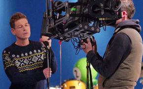 Peter Plate, Making Of des Videodrehs zu Wir beide sind Musik von Peter Plate