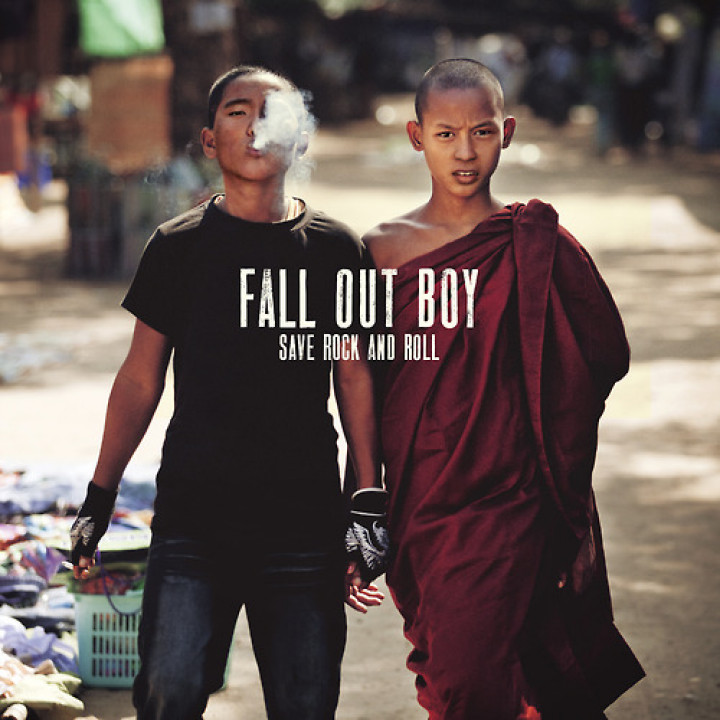 Fall Out Boy Cover Save Rock And Roll