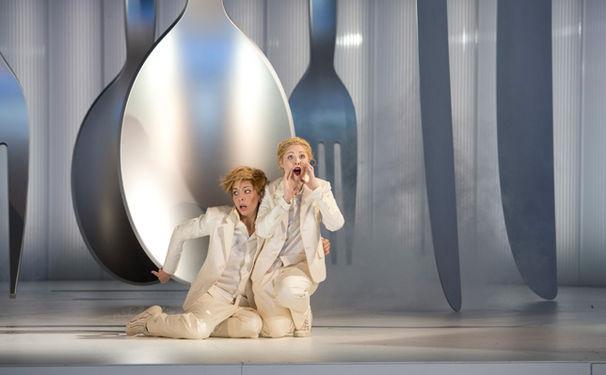 Hänsel und Gretel: Humperndincks beliebte Märchenoper erstmals an der Komischen Oper!